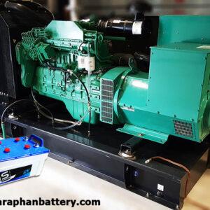 แบตเตอรี่ เครื่องปั่นไฟ เครื่องกำเนิดไฟฟ้า เจนเนอเรเตอร์ ปั๊มน้ำ เครื่องดับเพลิง