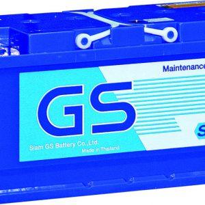 แบตเตอรี่รถยนต์ GS DD100