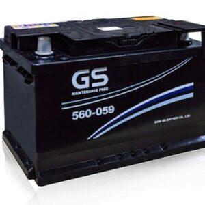 แบตเตอรี่รถยนต์ GS LBN3