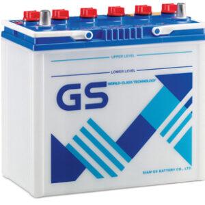 แบตเตอรี่รถยนต์ GS NS60L