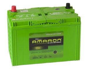แบตเตอรี่ อมารอน Amaron battery